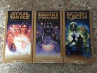 Star Wars Special Edition Trilogy VHS