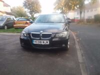 I sell very nice bmw e90 ... 2008 320d- manual ... perfect condition