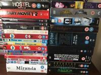 Huge bundle of box sets and dvds