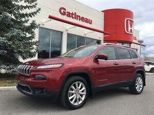 2014 Jeep Cherokee Limited LOADED AND XTRA CLEAN!