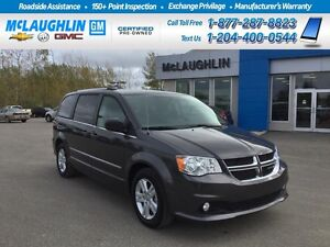 2015 Dodge Grand Caravan 4dr Wgn Crew