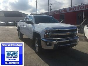 2015 Chevrolet SILVERADO 2500HD 4x4 power windows power lock ...