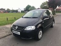 VW FOX 1.4 2006 (56) - 1 YEAR MOT, RECENTLY FULLY SERVICED, HPI CLEAR