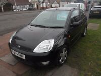 FORD FIESTA FLAME 1.4 PETROL 60,000 MILES JULY TEST BIRTLEY CAR SALES DH3 1PR