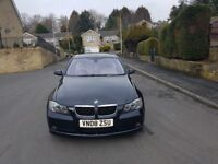 BMW 3 Series FSH - Cream Leather - Sunroof - Cruise Control -2 Keys - 4 New Tyres - xcellent Economy
