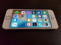 iPhone 5S Gold 16GB Works on EE and Virgin network in great condition