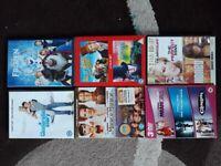 Dvds selection of films