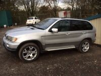 BMW X5 3.0 DIESEL SPORT****LOTS OF NEW PARTS***