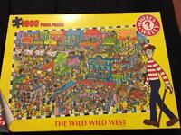 1000 piece where's wally puzzle