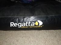 Inflatable regatta mattress