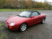 MGF mk1. '97. Nightfire Red. 1.8.