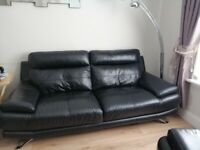 3,2 + 1 sofas and chair