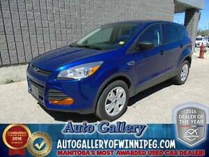 2015 Ford Escape S * Only 6,179 kms