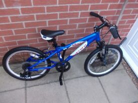 """carrea bike kids 20"""" wheels"""