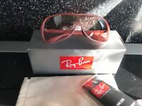 *REAL* Kids Ray Ban Jr sunglasses - immaculate