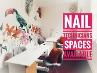 Nail Technicians spaces available, Northern Quarter, Manchester