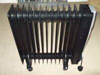 swan oil filled radiator 2300-2730 watts