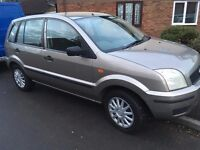 Ford Fusion 1.4 2 5dr ** New MOT***