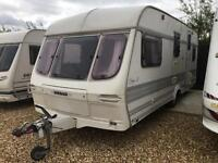 1998 4 Berth lunar eclipse with full awning