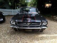 FORD MUSTANG CLASSIC 1966 FULLY RESTORED V8 5 LITRE MONSTER