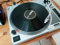 Kam dj deck, Turntable record player