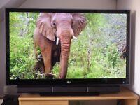 LG 47in Smart TV 3D TV