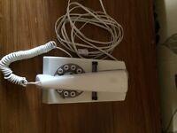Vintage looking home phone