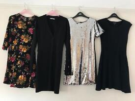Zara & Topshop dresses