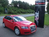 AUDI A3 1.6 Special Edition (red) 2008
