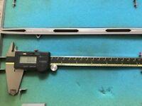 Mitutoyo Vernier Caliper, 200mm/8inch, good used condition