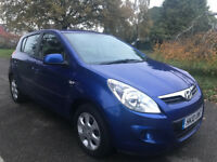 Hyundai i20 1.4 CRDi Comfort, Diesel, Serviced Every Year (Invocies Present), Long MOT