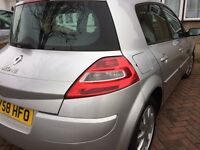 Renault Megane 1.6 VVT 2008 (58) f\s\h like brand new car