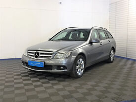 Mercedes-Benz C220 EXEC SE CDI BLUE-CY with Bad Credit Car Finance Available
