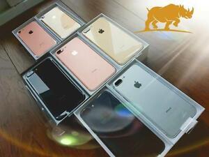 """STORE SALES"" Brand New Unlocked Apple IPhone 7,  IPhone 7 Plus,  AppleCare Plus, 128G-256G, Worldwide Networks"