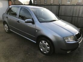 CAR FOR SALE - SKODA FABIA COMFORT – 1.9L SDi