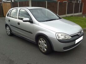 Vauxhall Corsa c Elegance 1.2 16v 52 Plate Superb Condition Throughout **Breaking**