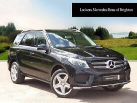 Mercedes-Benz GLE Class GLE 250 D 4MATIC AMG LINE (black) 2016-03-23