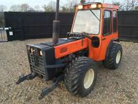 Holder c50 municipal compact tractor 3 cylinder turbo 4x4 i