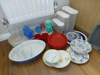 Bargain JOB LOT of kitchen ware. Various