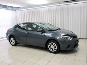 2015 Toyota Corolla IT'S A MUST SEE, SINGLE OWNED AND DEALER MAI