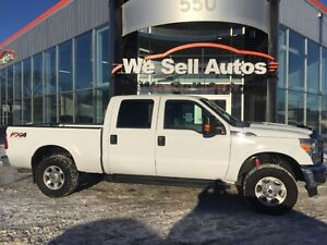 2013 Ford F-250 XLT CrewCab 4X4 *BTOOTH