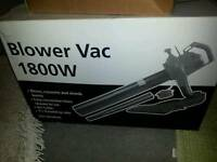 Blower vac