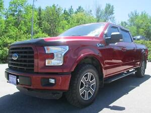 """2016 Ford F-150 4WD SuperCrew 145"""" X"""