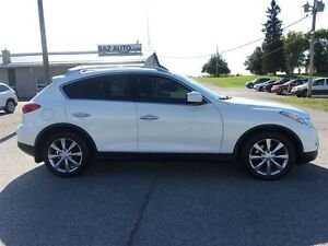 2012 Infiniti EX35 Luxury (A7) LEATHER - MOON Belleville Belleville Area image 5