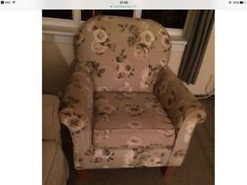 Next arm chair excellent condition