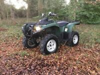 Yamaha 550 Grizzly Quad.... Reg Feb 2015/15 plate.... Nice quad with power steering.. £3900 +vat