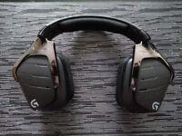Logitech G933 Gaming Headset Artemis Spectrum 2.4GHz Wireless 7.1 Surround Sound