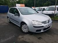 Volkswagen Golf 2006, 1.4, 2 owners, Finance available today,