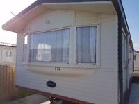 cheap 2 bed static caravan for sale on Ladram Bay Holiday park