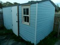 13 x 8 shed
